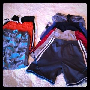 Other - Bundle boys 4t/4 athletic shorts and 1 swimsuit
